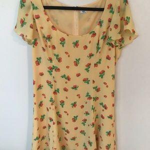 Aritzia summer dress size L